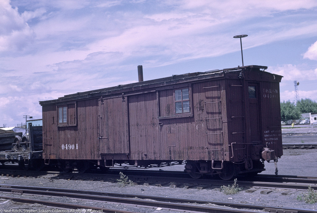 July, 1968 MOW #04904 in Alamosa, CO