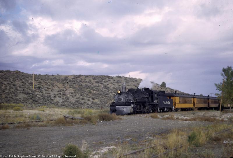 October 1, 1966 Kolor Karavan K-36 #487 Ignacio, CO