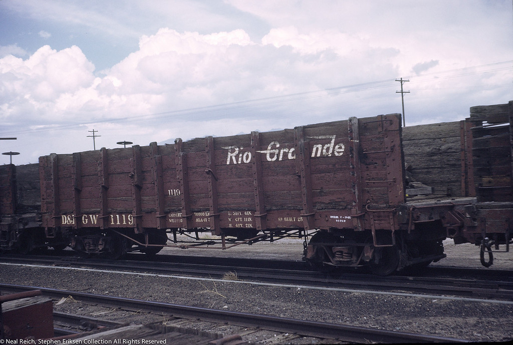 June, 1969 Pipe Gon #1119 in Alamosa