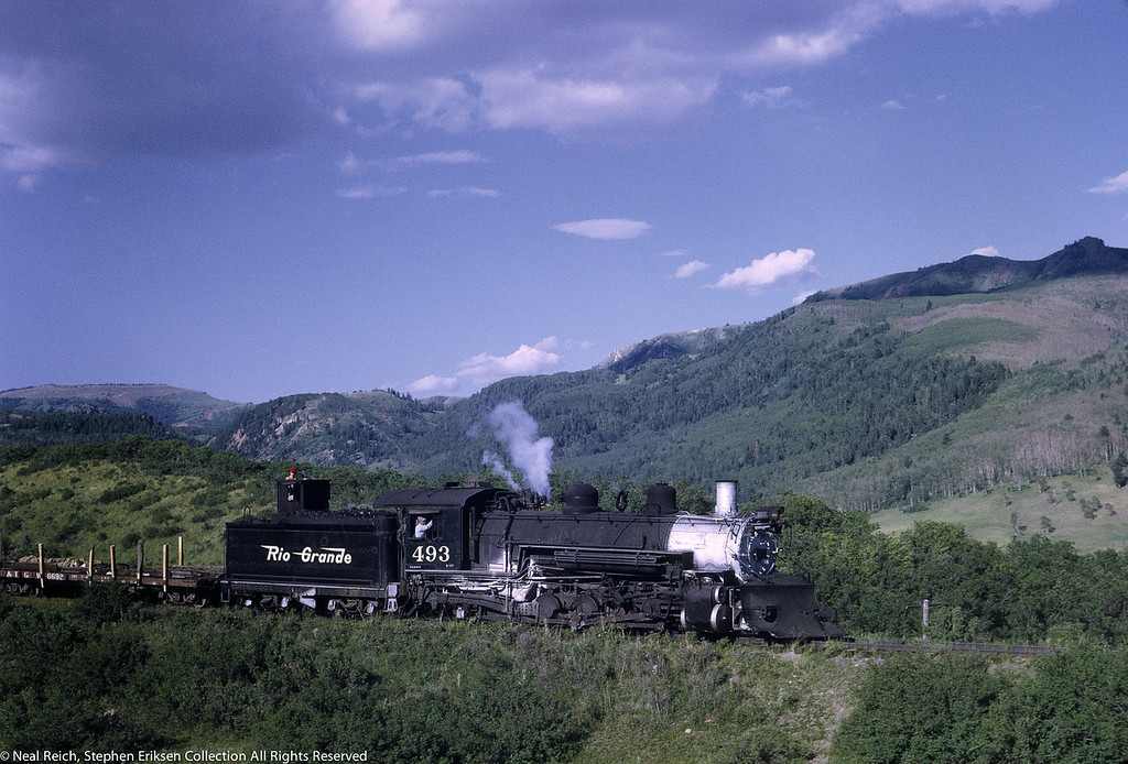 July 17, 1968 #493 west of Cresco, CO.