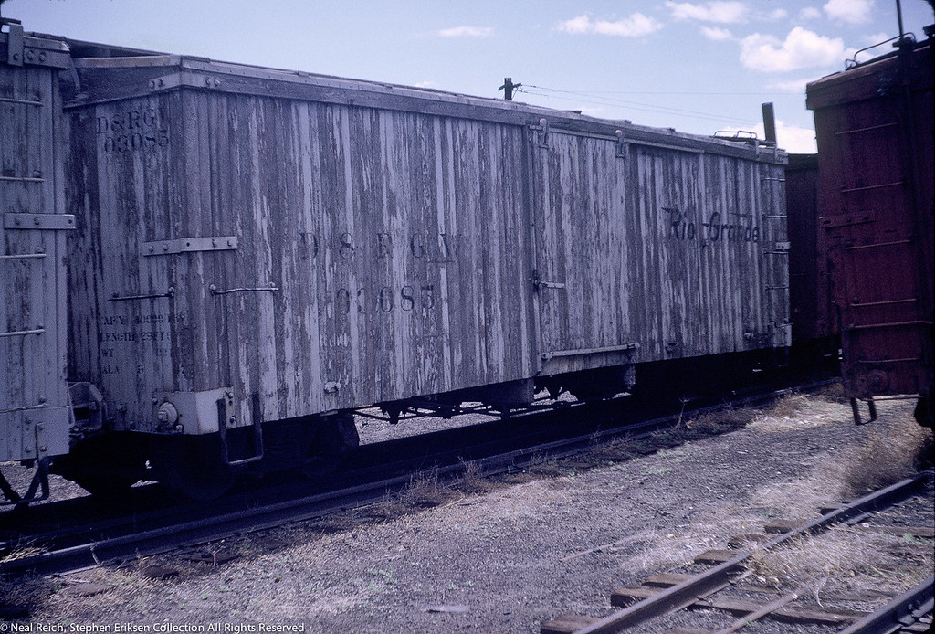 June 1969 MOW #03085 in Alamosa, CO