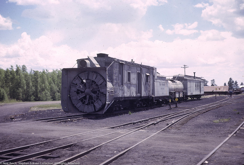 May, 1966 Rotary OM in Chama, NM