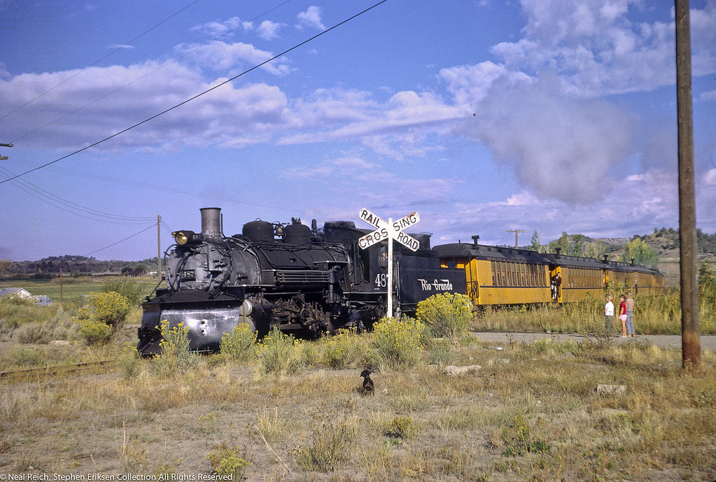 October 1, 1966 Kolor Karavan Allison, CO K-36 #487