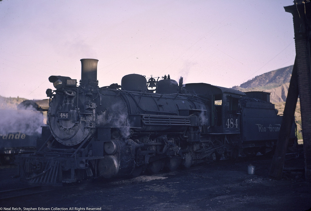May 29, 1966 K-36 #484 Durango, CO