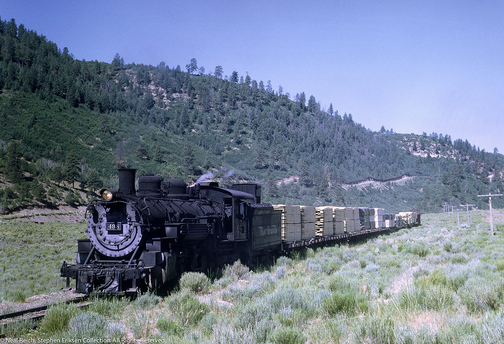 #498 east of Monero, NM on July 18, 1968.