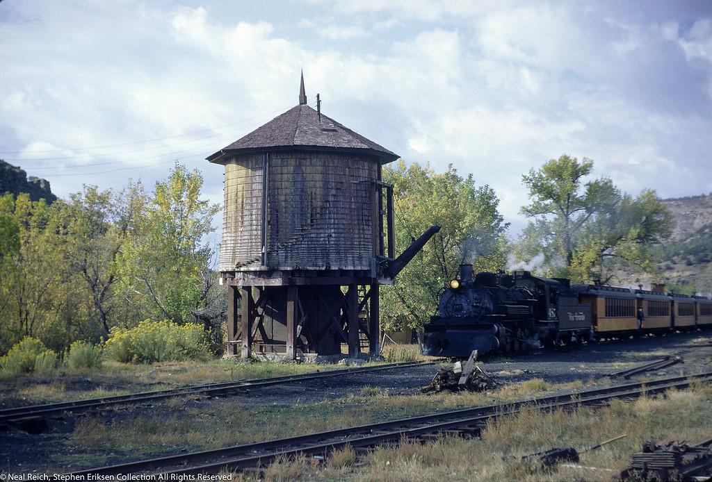 October 1, 1966 K-36 #487 Gato, CO
