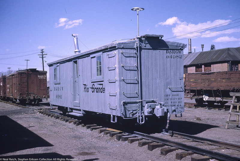 April, 1969 MOW #04982 in Alamosa, CO