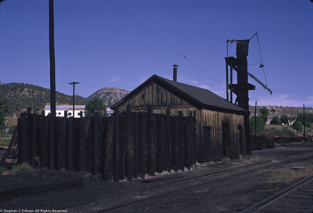 The Durango sandhouse circa July 1970.