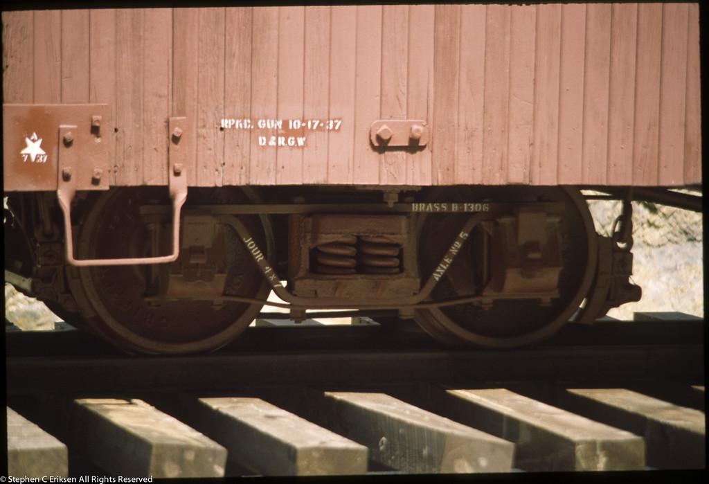 Cimarron Gunnison Sargents Sept 1980 0387