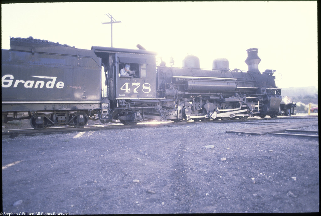 D&RGW Durango Yards Sept 1980 0090