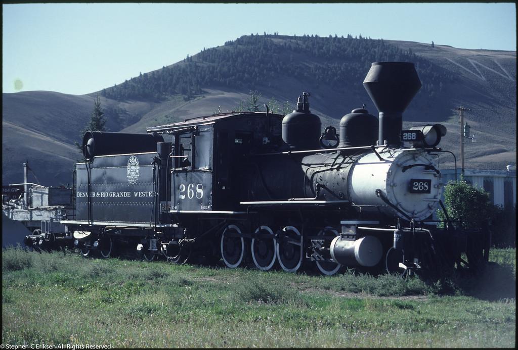 Cimarron Gunnison Sargents Sept 1980 0404