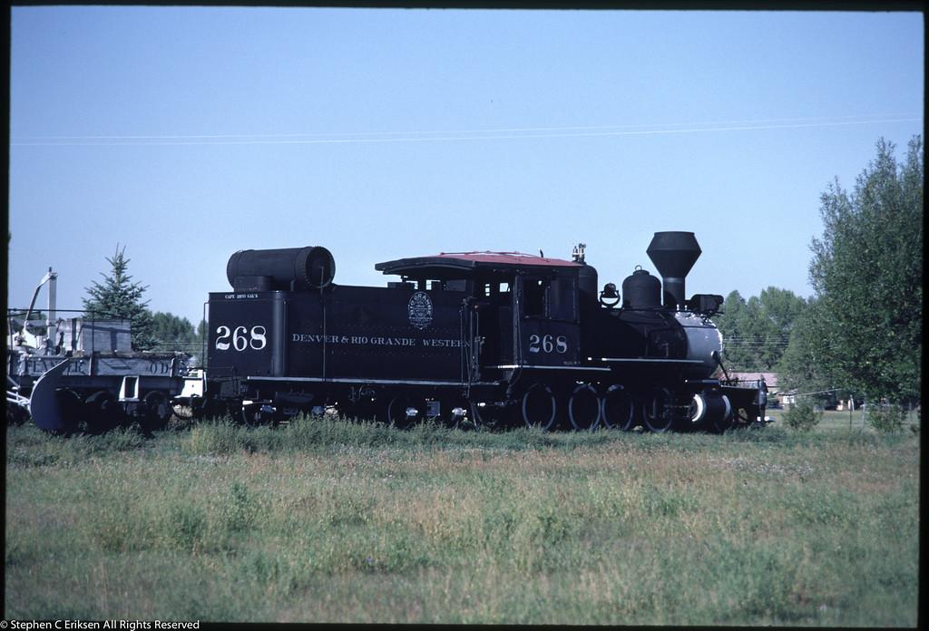 Cimarron Gunnison Sargents Sept 1980 0410