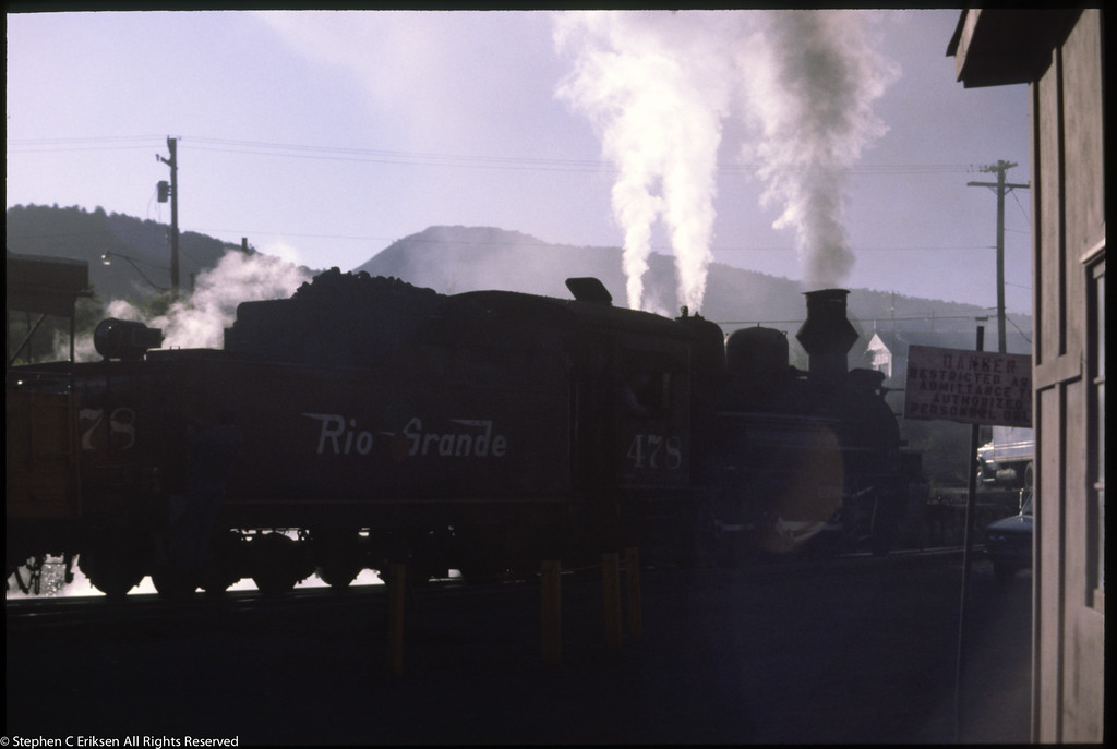 D&RGW Durango Yards Sept 1980 0083