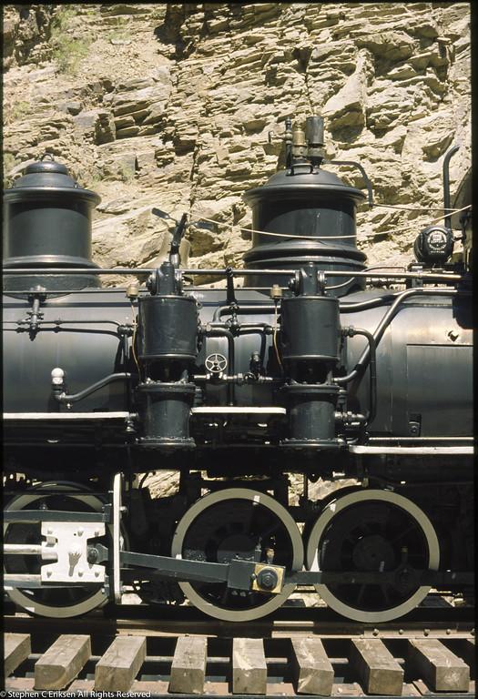 Cimarron Gunnison Sargents Sept 1980 0379