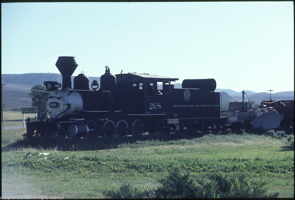 Cimarron Gunnison Sargents Sept 1980 0403