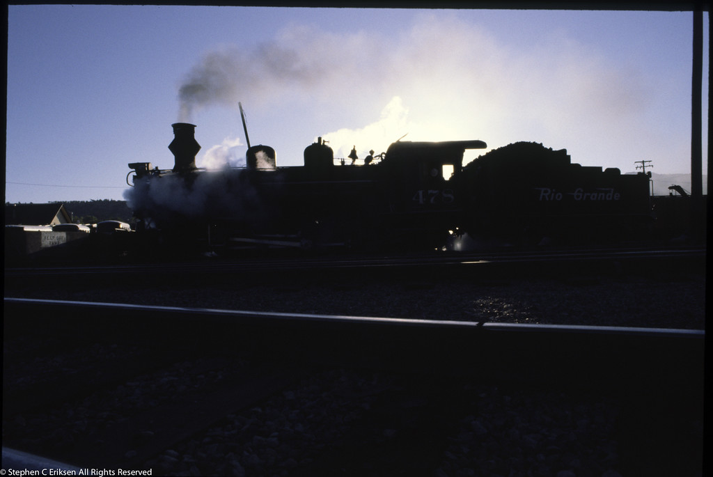 D&RGW Durango Yards Sept 1980 0074