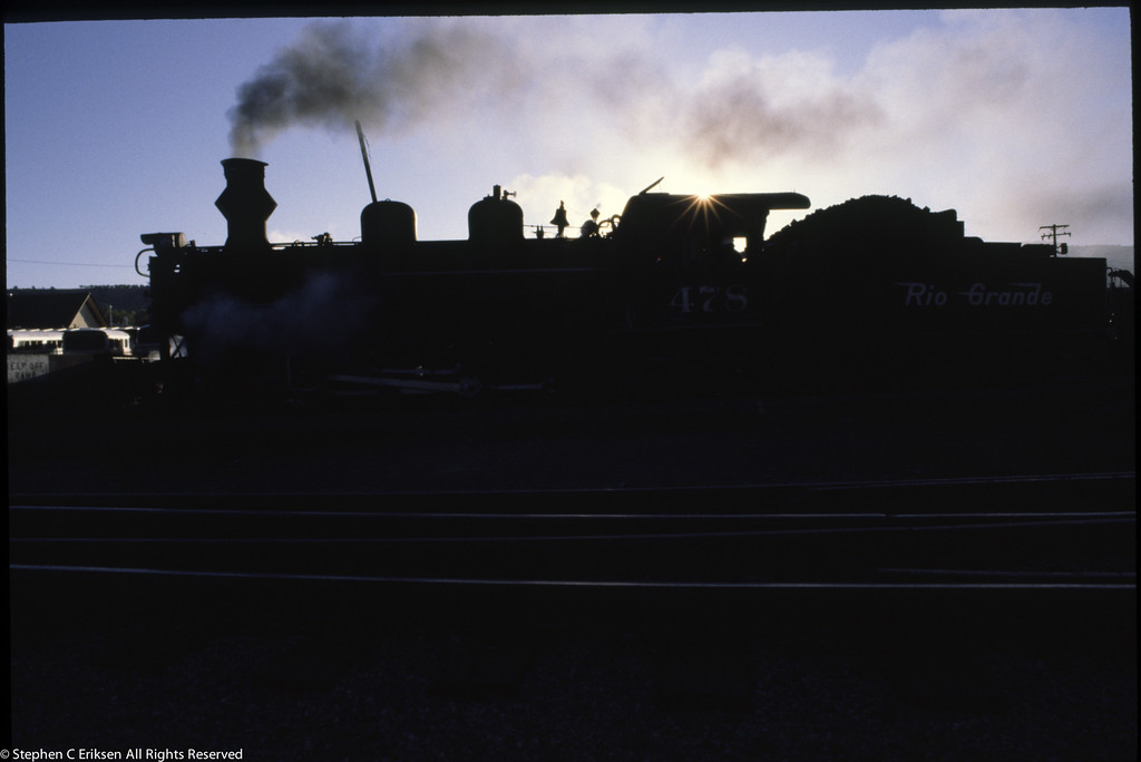 D&RGW Durango Yards Sept 1980 0073