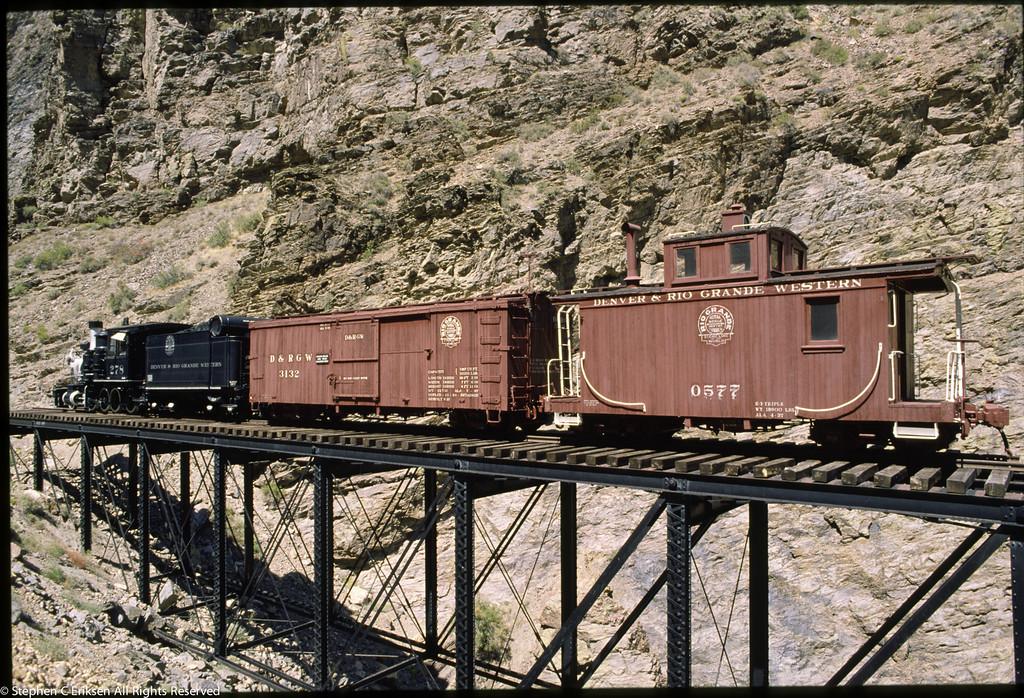 Cimarron Gunnison Sargents Sept 1980 0394