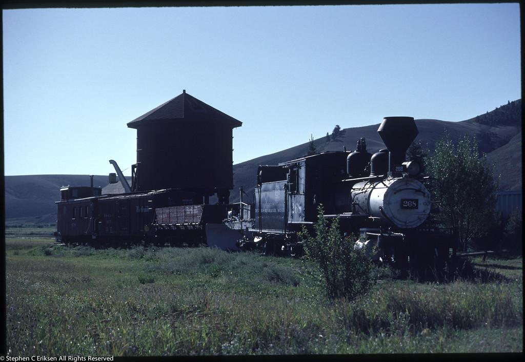 Cimarron Gunnison Sargents Sept 1980 0405