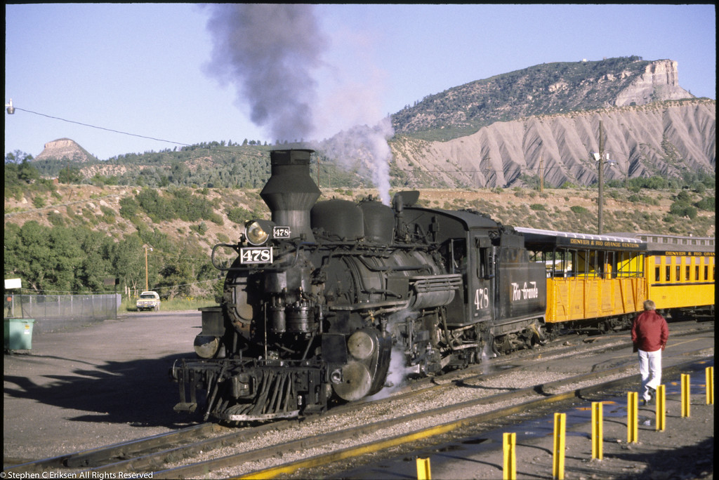 D&RGW Durango Yards Sept 1980 0085