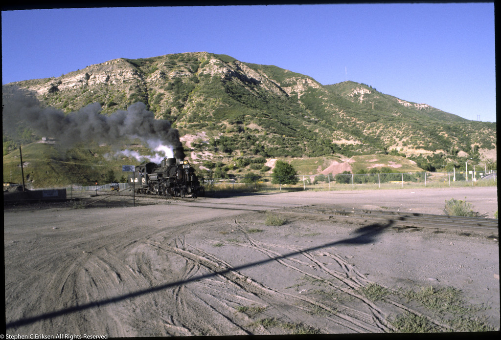 D&RGW Durango Yards Sept 1980 0093