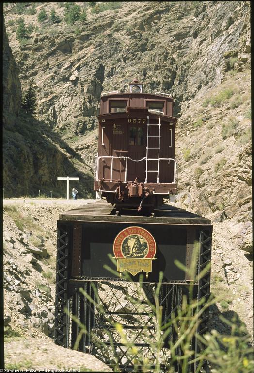 Cimarron Gunnison Sargents Sept 1980 0375
