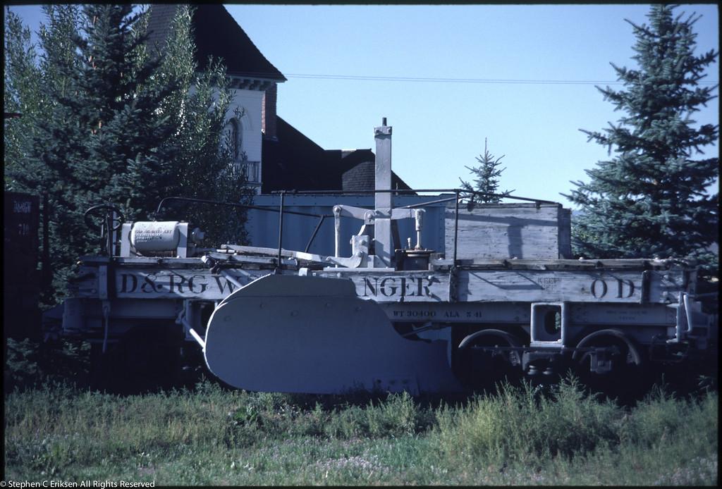 Cimarron Gunnison Sargents Sept 1980 0406