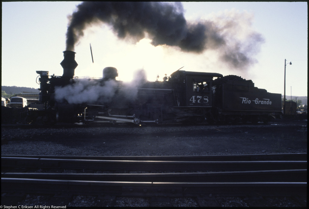 D&RGW Durango Yards Sept 1980 0068