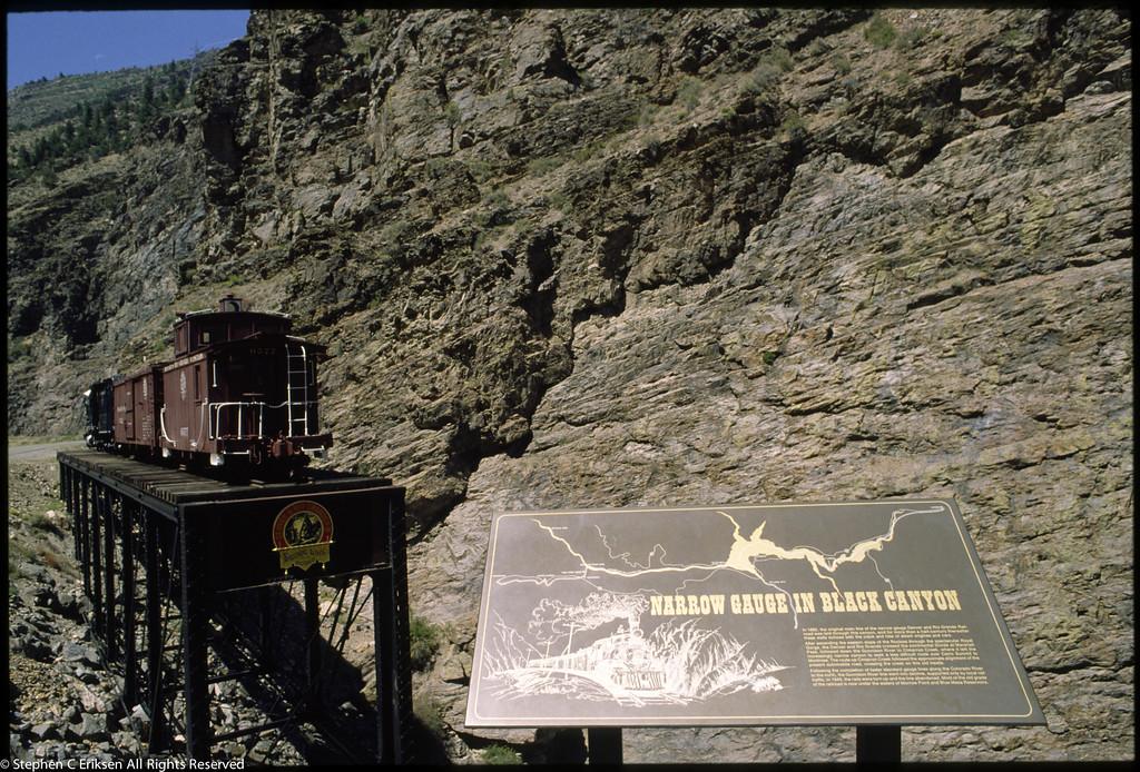 Cimarron Gunnison Sargents Sept 1980 0392