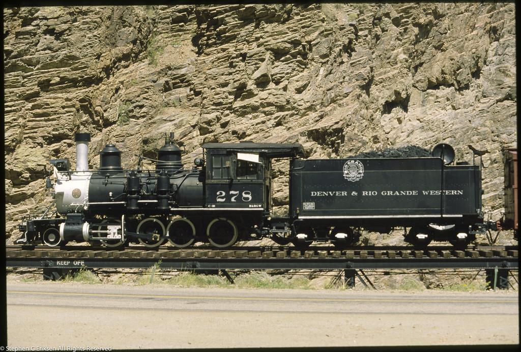 Cimarron Gunnison Sargents Sept 1980 0378