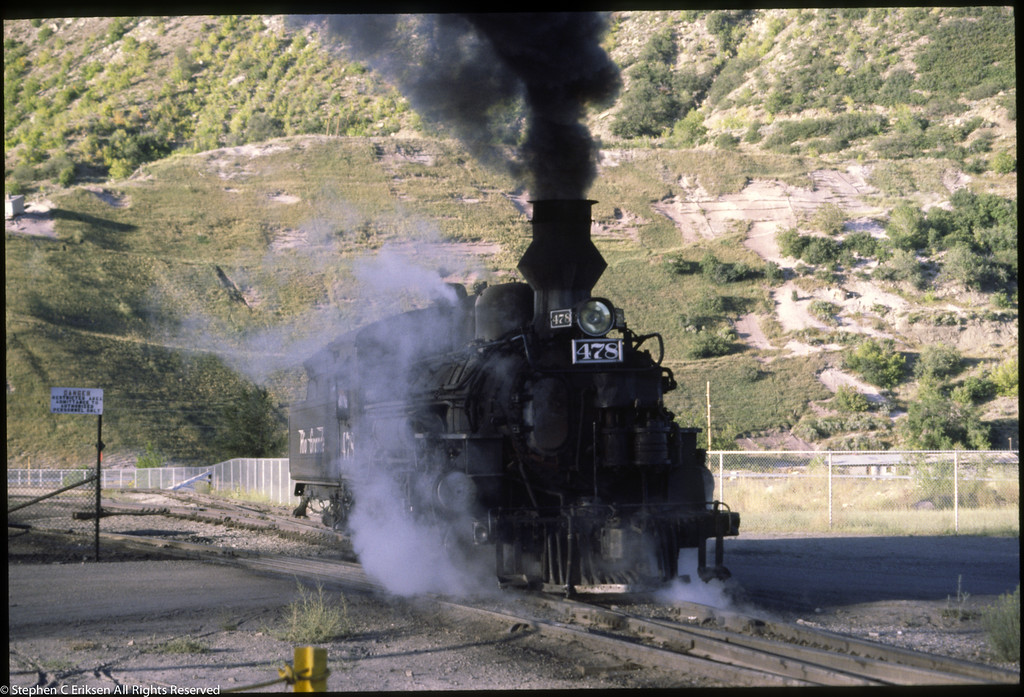 D&RGW Durango Yards Sept 1980 0081