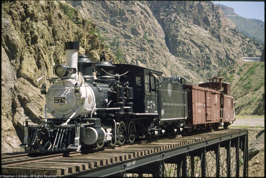 Cimarron Gunnison Sargents Sept 1980 0383