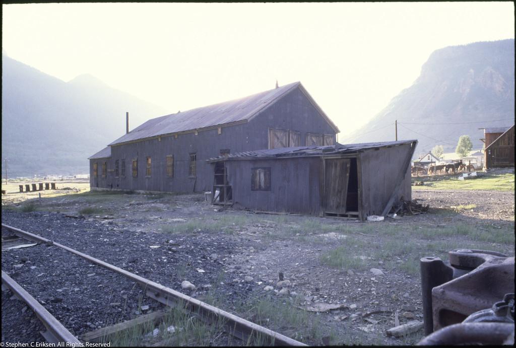Hermosa & Silverton Aug 1980 0332