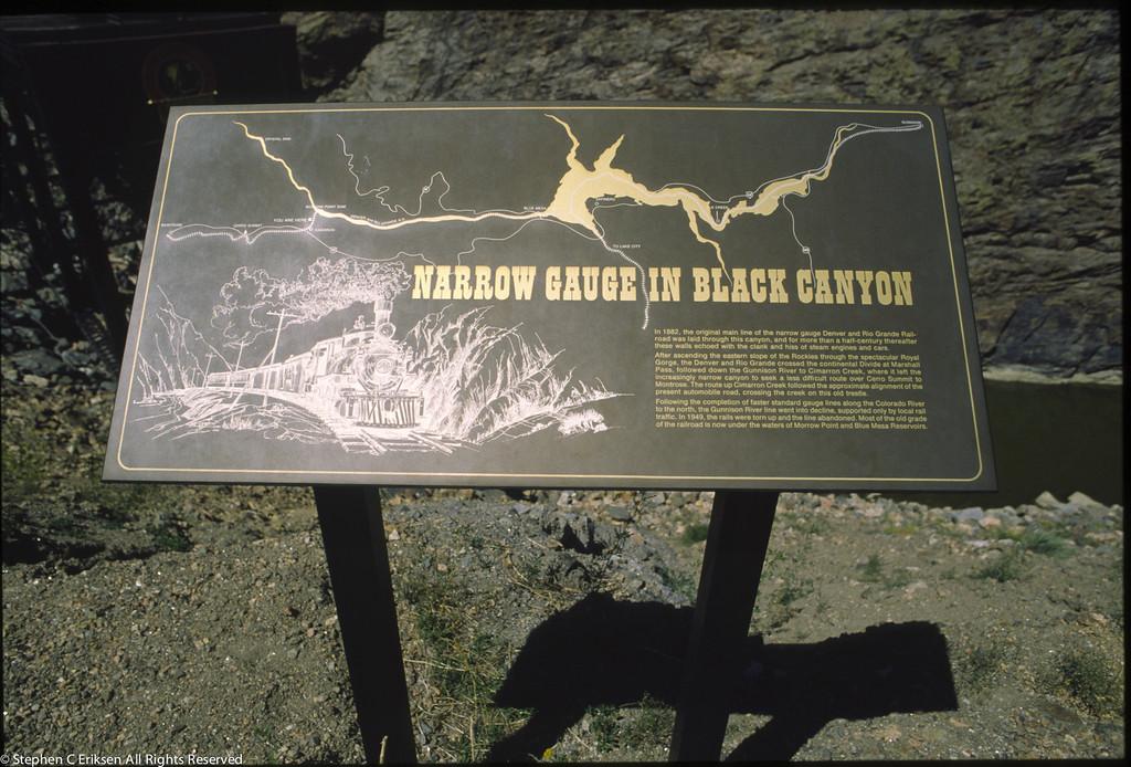 Cimarron Gunnison Sargents Sept 1980 0393