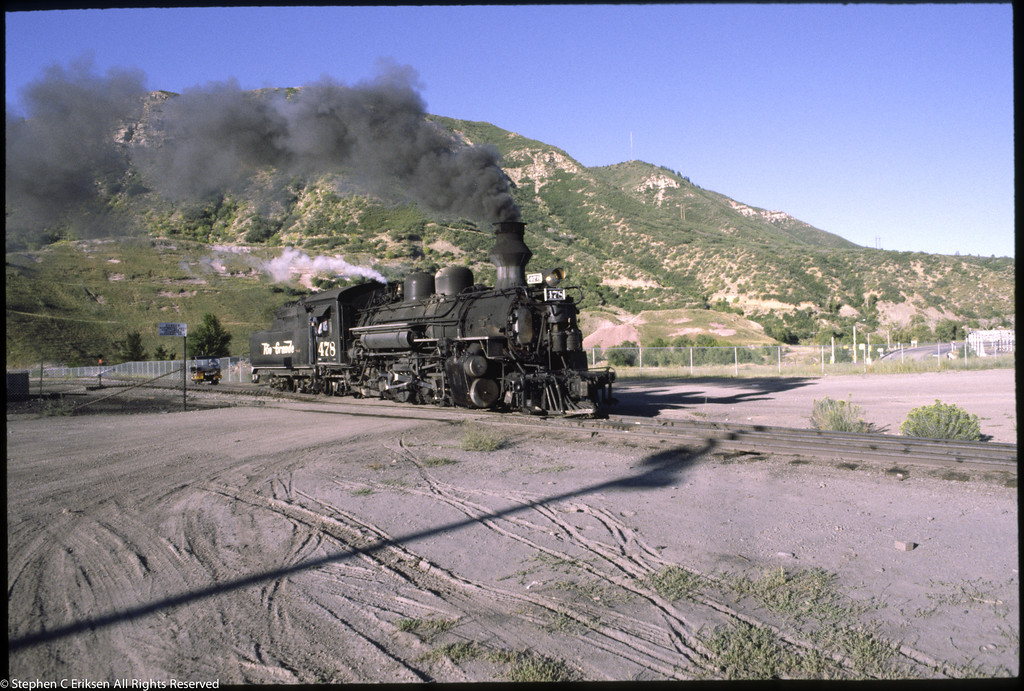 D&RGW Durango Yards Sept 19800 094