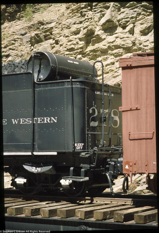 Cimarron Gunnison Sargents Sept 1980 0389