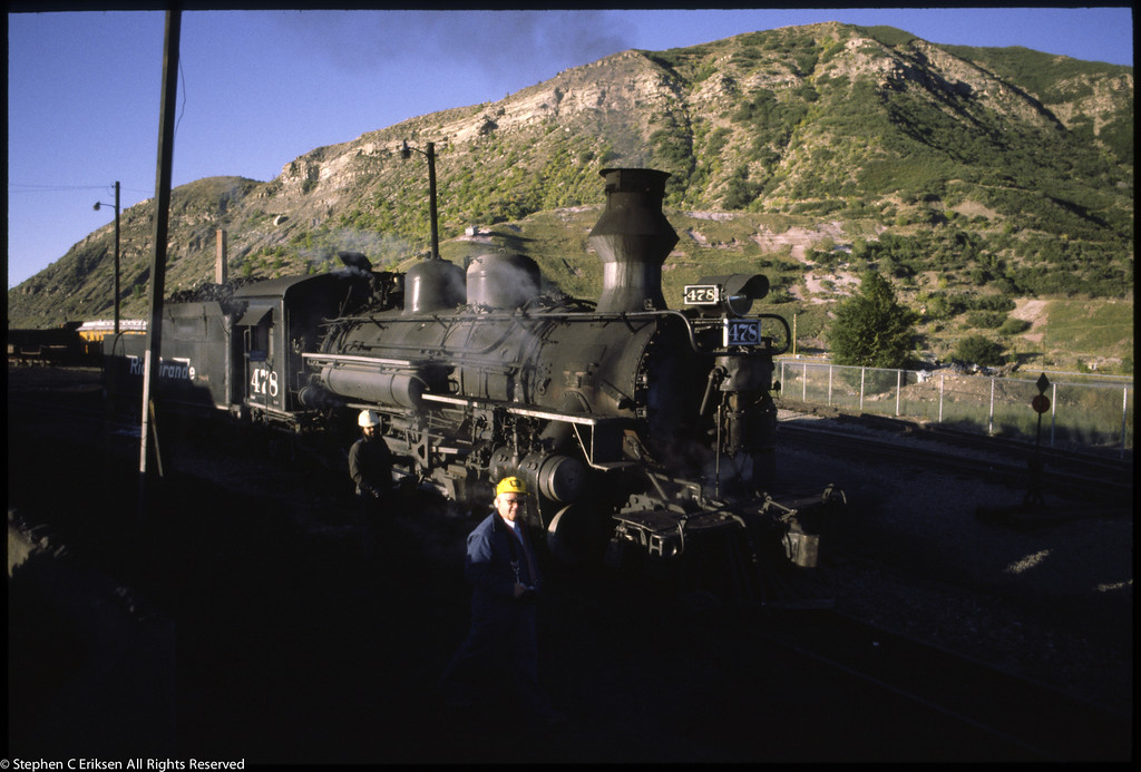 D&RGW Durango Yards Sept 1980 0062
