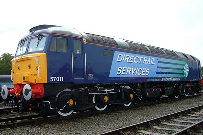 57011 at Kingmoor.