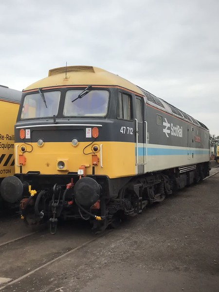 DRS Open Day 2018 and Crewe Heritage Centre