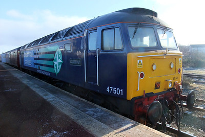 47501 at Maryport, 10/02/10.