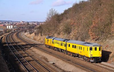 9701 HASLAND 2Q88 05.39 Doncaster-Derby RTC