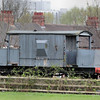 953364 BR Brake Van (modified verandah's) - Darlington Railway Preservation Society 18.04.12