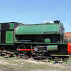 2142 'Nth Gas Board 1' Peckett 0-4-0ST - Darlington Railway Society
