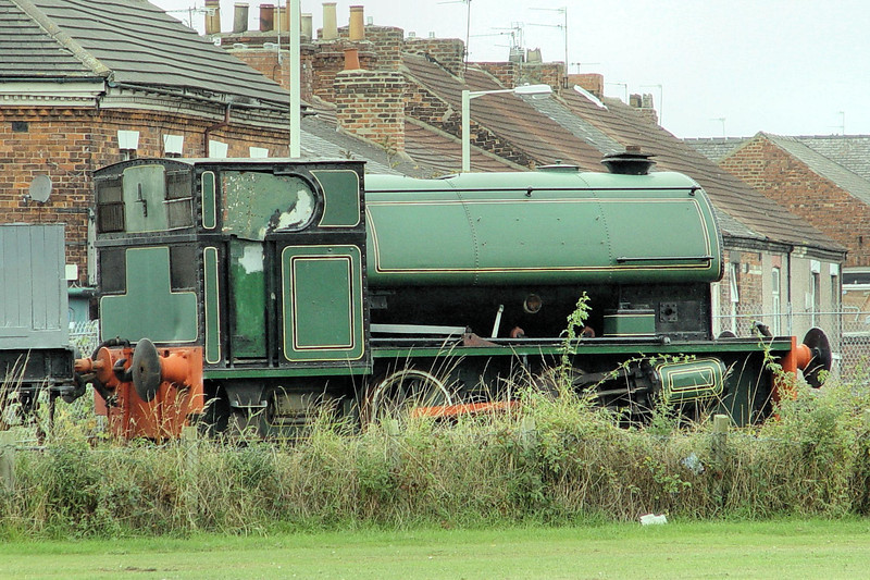 2142 Peckett 0-4-0ST Darlington Railway Preservation Society