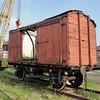 166497 LNER Non Vent Van Plank - DRPS 29.05.12