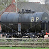 5133 Fuel Oil Tank - Darlington Railway Preservation Society 18.04.12