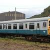 Emu S61743 - Meldon Quarry, Dartmoor Railway - 2 September 2017