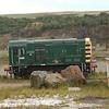 D4167 - Meldon Quarry, Dartmoor Railway - 2 September 2017