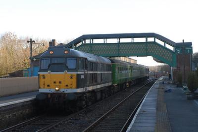 Dartmoor Railway 2011
