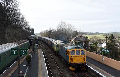 Dartmoor Railway 2016